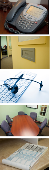 Virtual Office Collage - Mobile